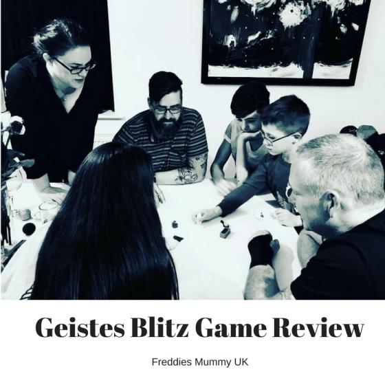 Geistes Blitz Game Review